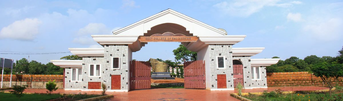 GOVERNMENT COLLEGE OF ENGINEERING - [GCE], KANNUR KANNUR