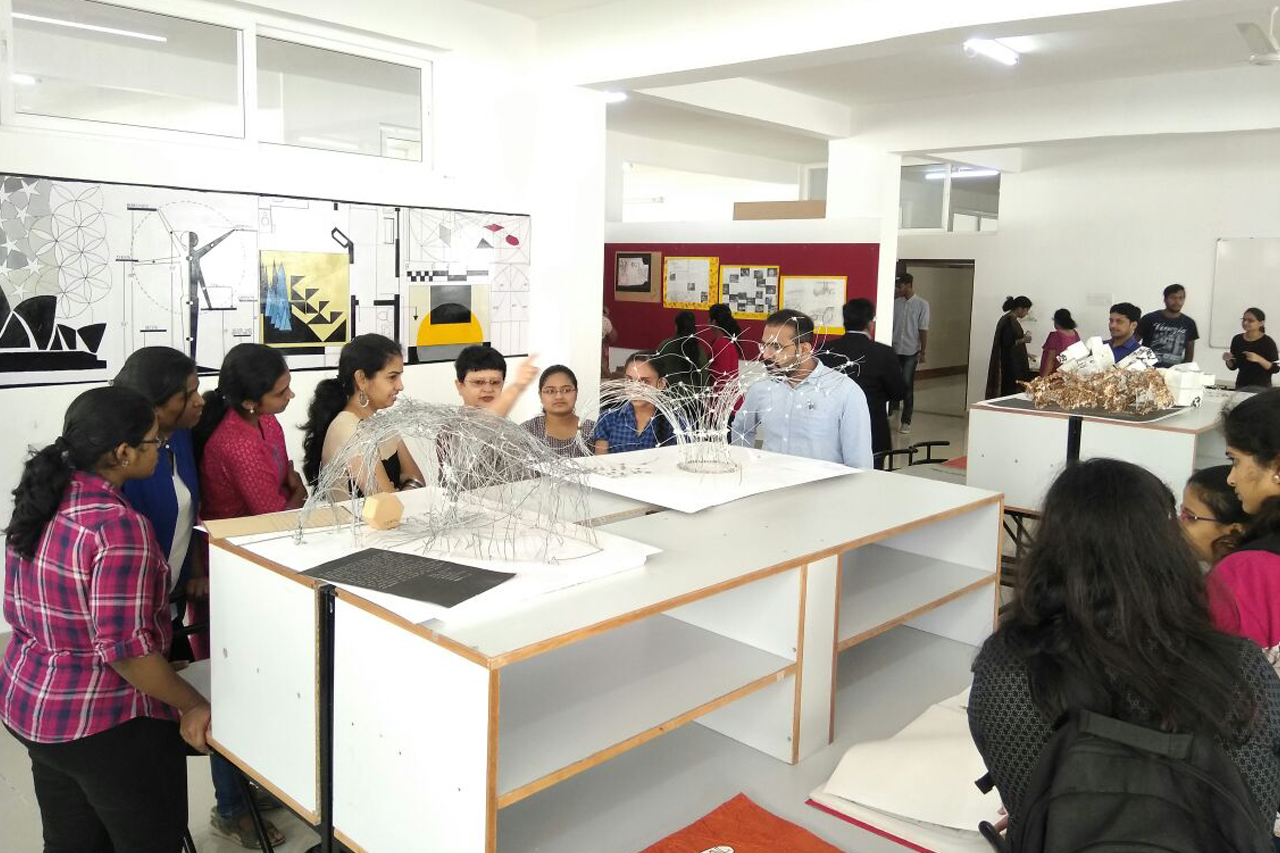 RNS SCHOOL OF ARCHITECTURE